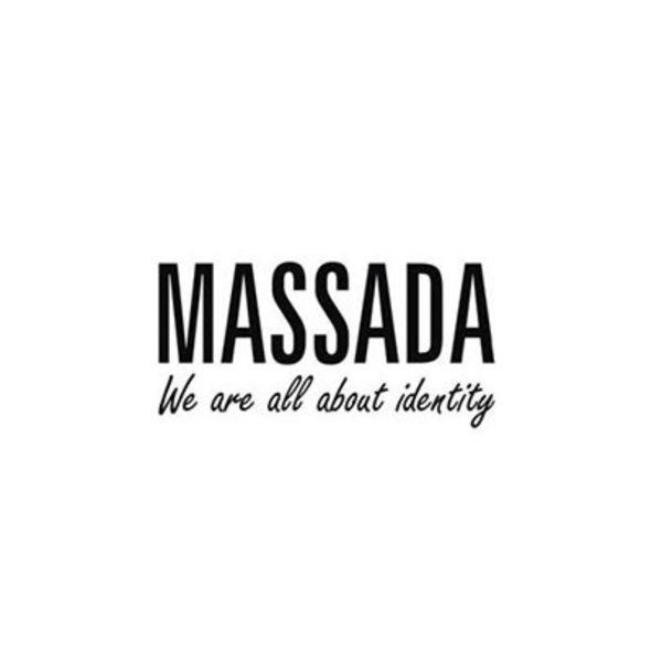 MASSADA EYEWEAR Logo