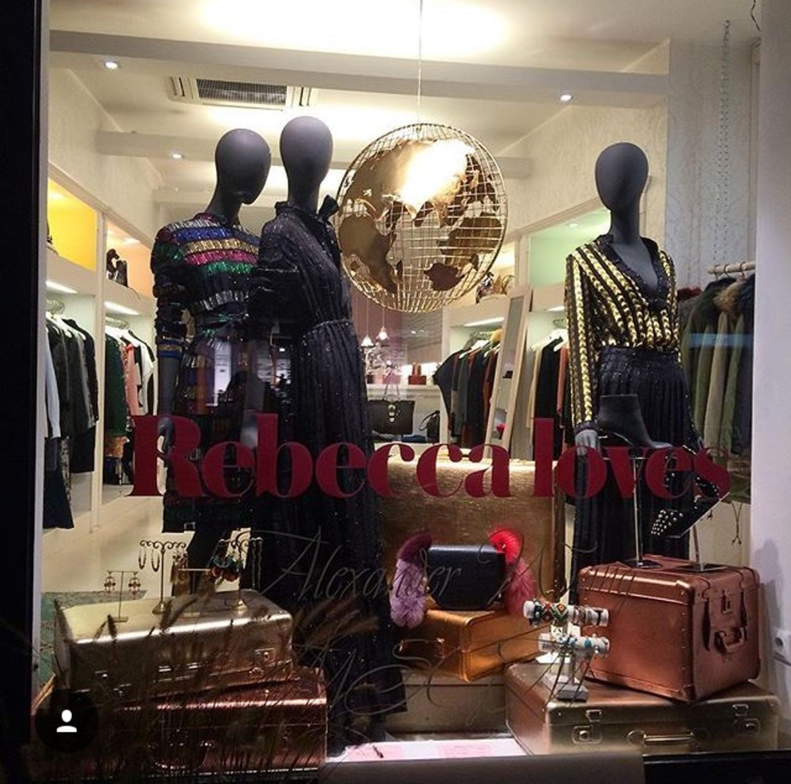 REBECCA Concept Store in Berlin (Bild 2)
