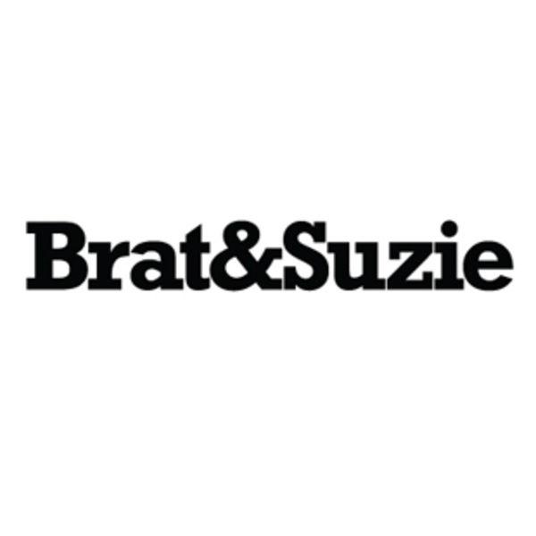 Brat & Suzie Logo