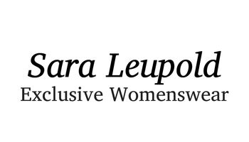 Sara Leupold - Exclusive Womenswear Logo