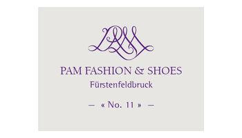 PAM Fashion & Shoes No.6 Logo