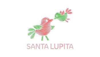 SANTA LUPITA Logo