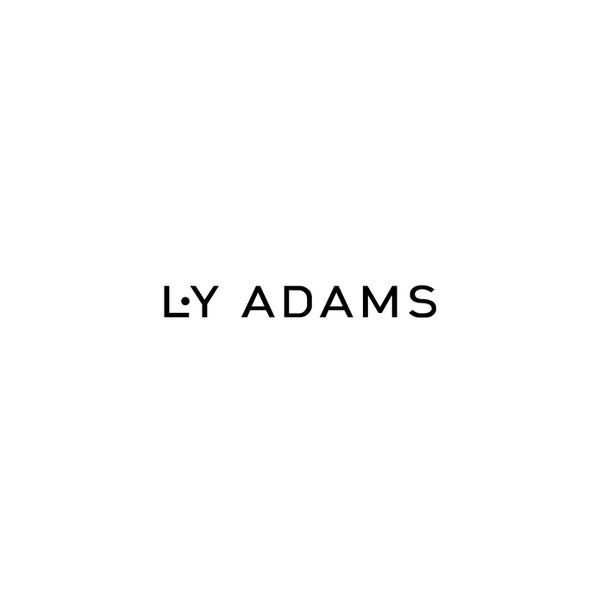 LY ADAMS Logo