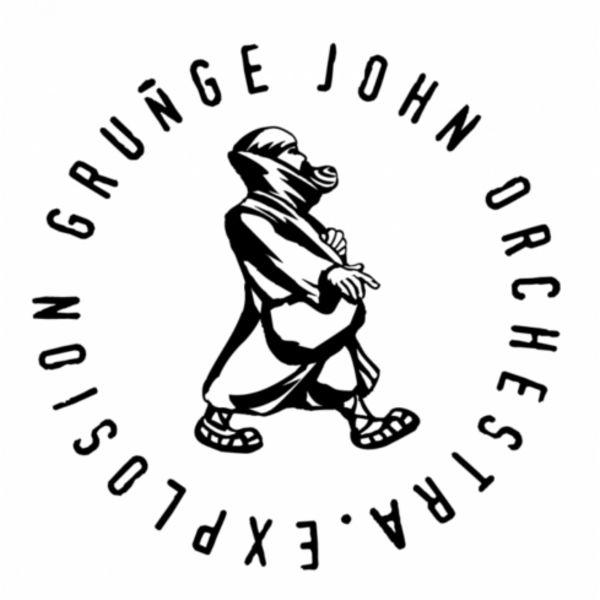GJO.E GRUNGE JOHN ORCHESTRA EXPLOSION Logo