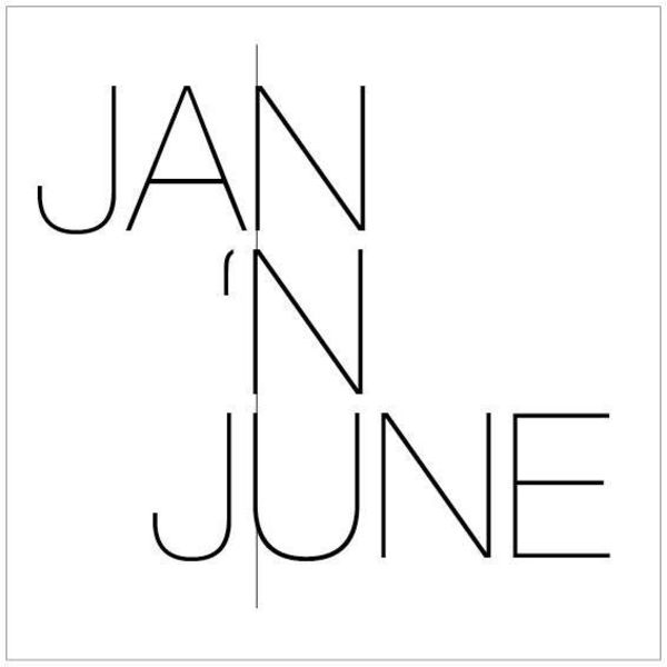 JAN 'N JUNE Logo