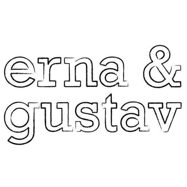 Erna&Gustav Logo