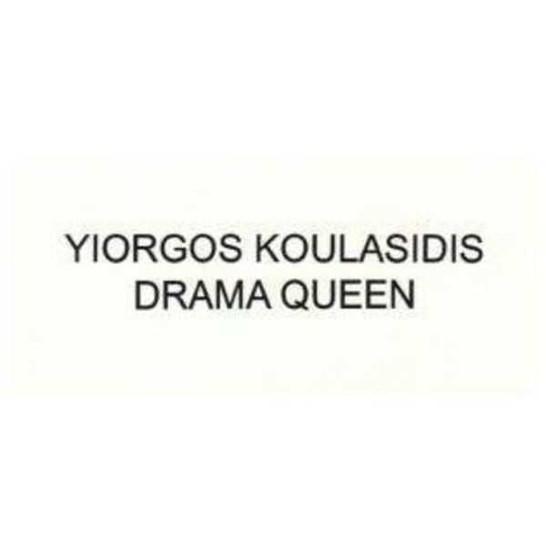 Yiorgos Koulasidis Drama Queen Logo