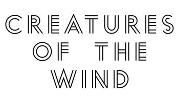 CREATURES OF THE WIND Logo