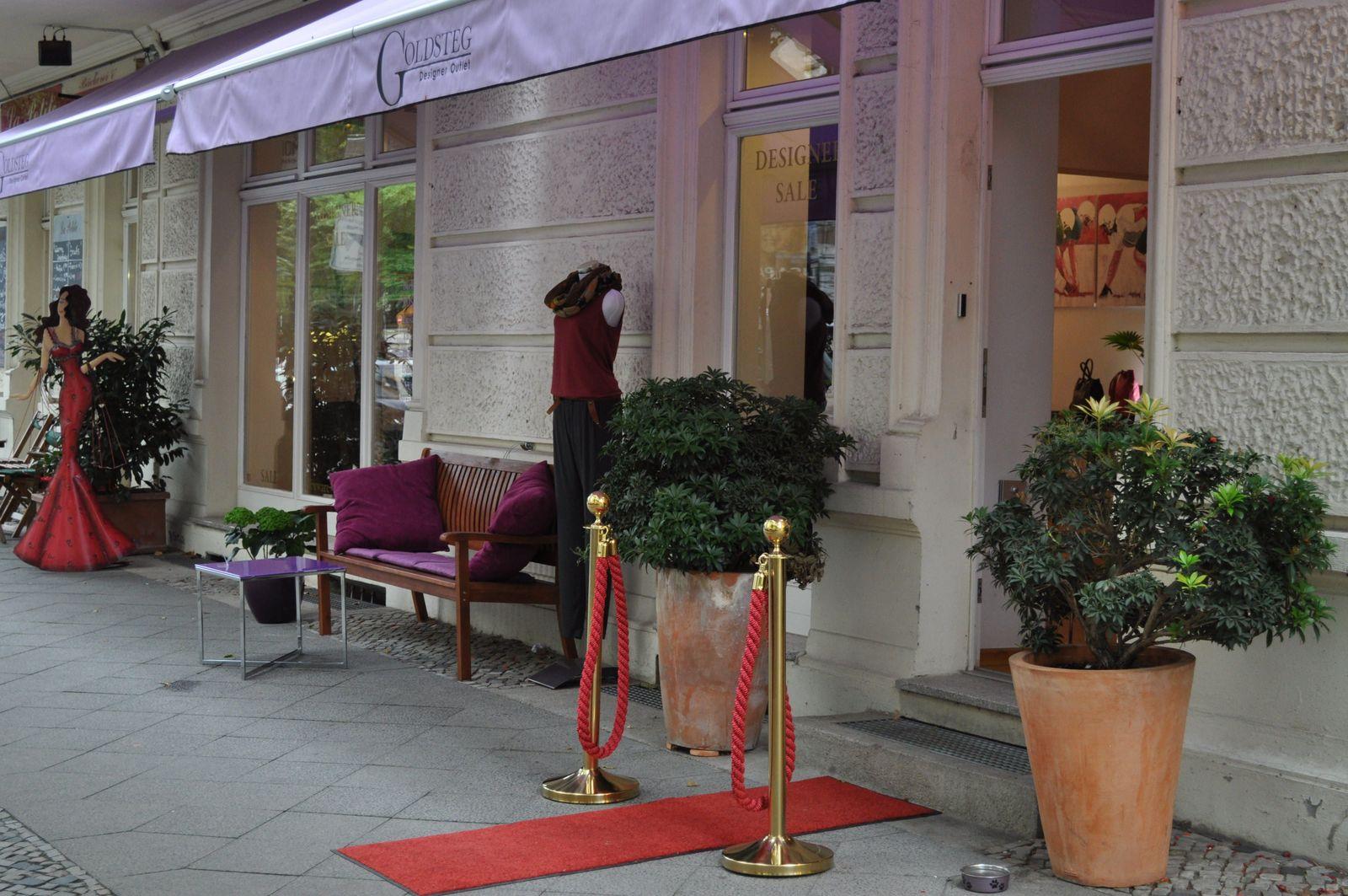 GOLDSTEG Designer Outlet in Berlin (Bild 5)
