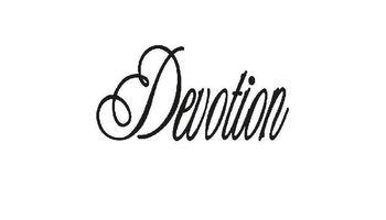 Devotion Logo