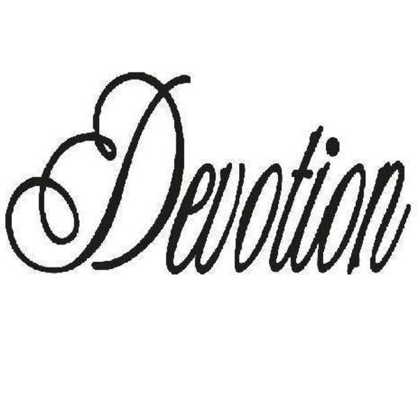 Devotion Logo