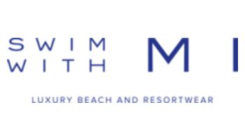 SWIM WITH MI Logo