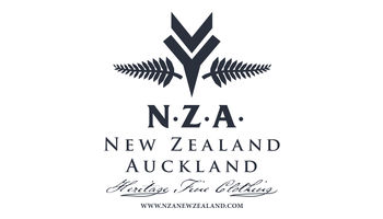NZA NEW ZEALAND AUCKLAND Logo