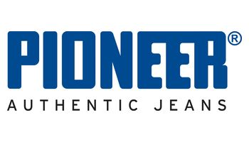PIONEER® Authentic Jeans Logo