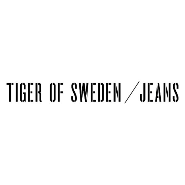 TIGER OF SWEDEN/ JEANS Logo