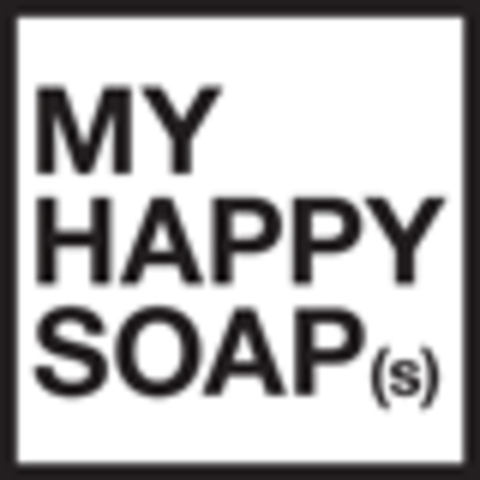 MY HAPPY SOAP(s)
