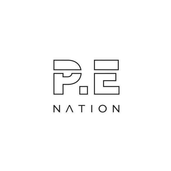 P.E Nation Logo