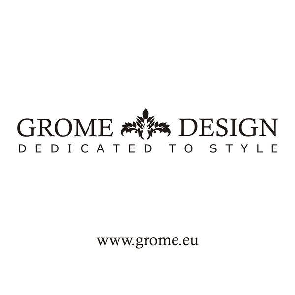 GROME DESIGN Logo