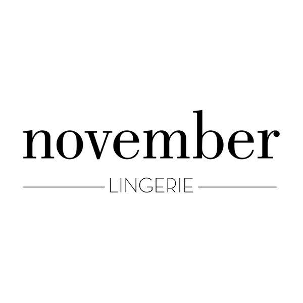 november Lingerie Logo