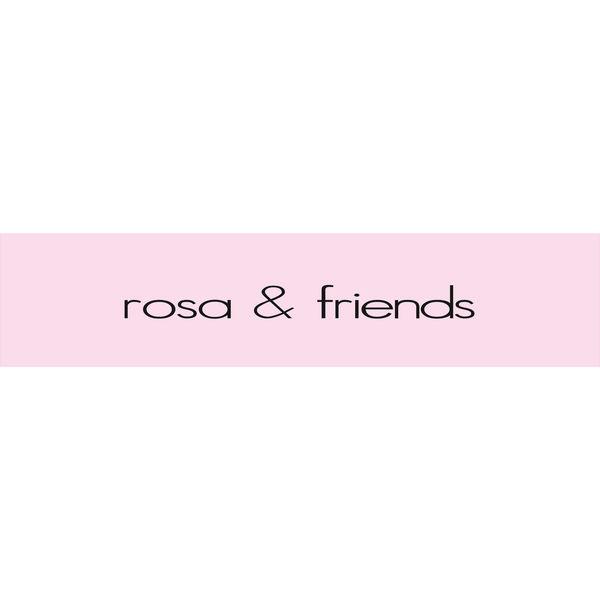 rosa & friends Logo