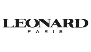 FUCHSIA | LEONARD PARIS Logo