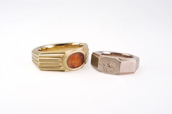 Goldring 900er Gold,790er Roségold