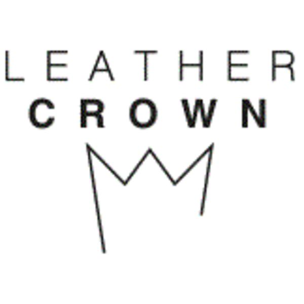 LEATHER CROWN Logo