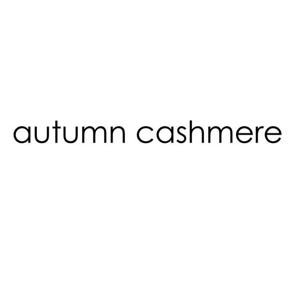 autumn cashmere Logo
