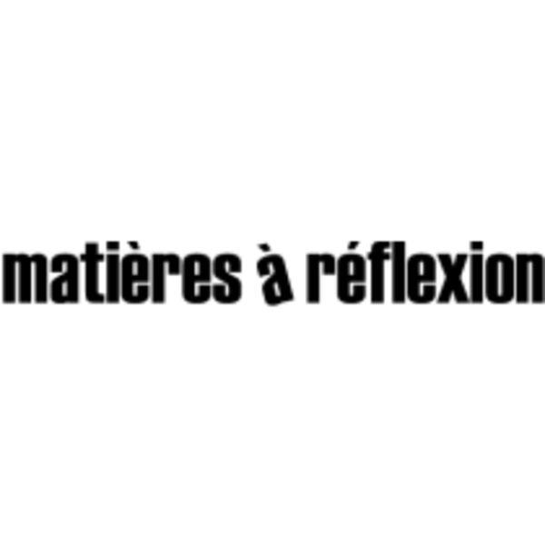 Matières à réflexion Logo
