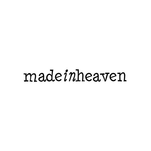 made in heaven Logo