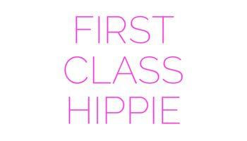 First Class Hippie Logo