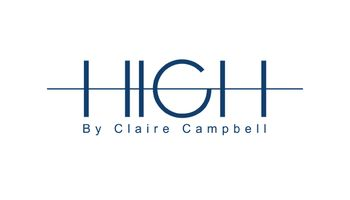 HIGH by Claire Campbell Logo