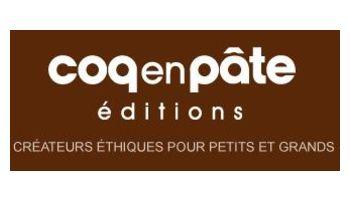 coq en pâte Logo