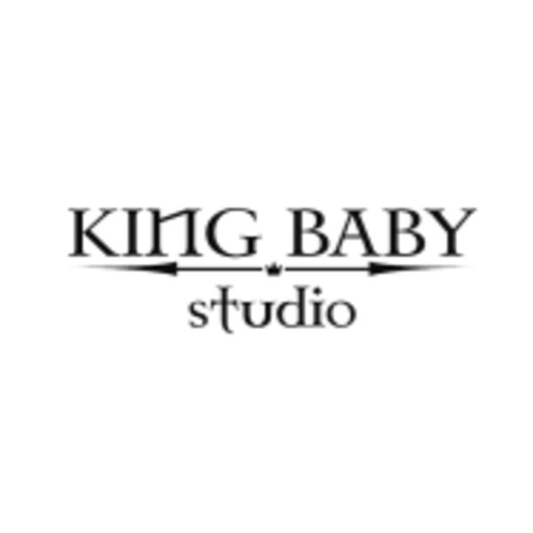 KING BABY studio Logo
