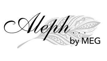 Aleph by Meg Logo