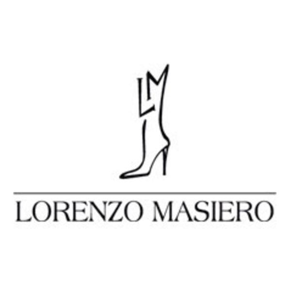 LORENZO MASIERO calzaturficio Logo