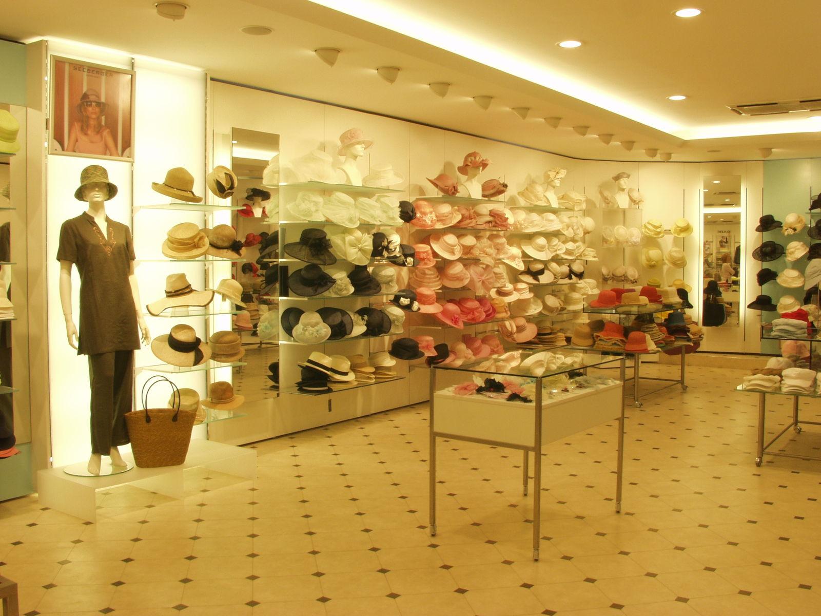 Hut und Mode BREITER in München (Bild 8)