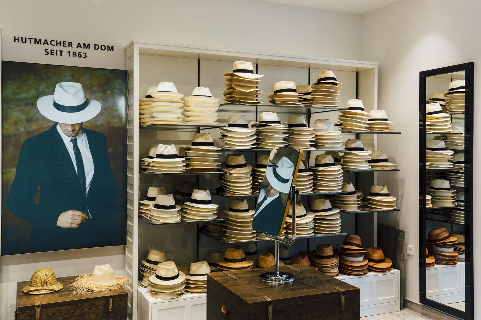 Hut und Mode BREITER in München (Bild 4)