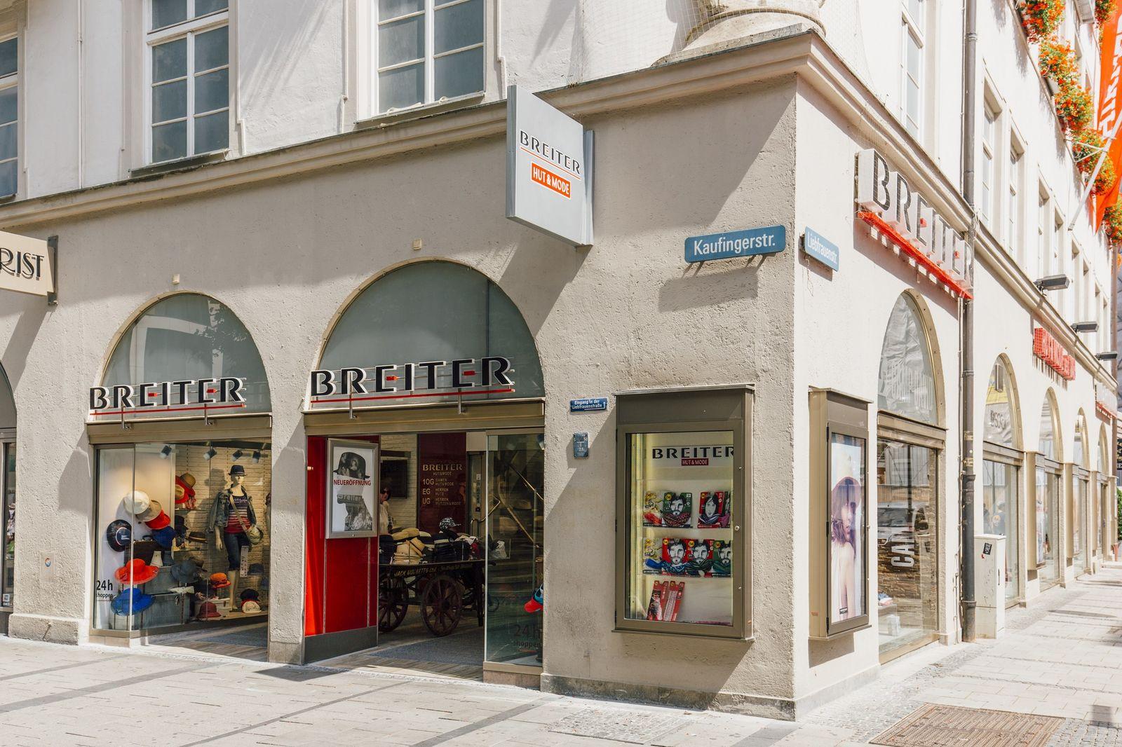 Hut und Mode BREITER in München (Bild 10)