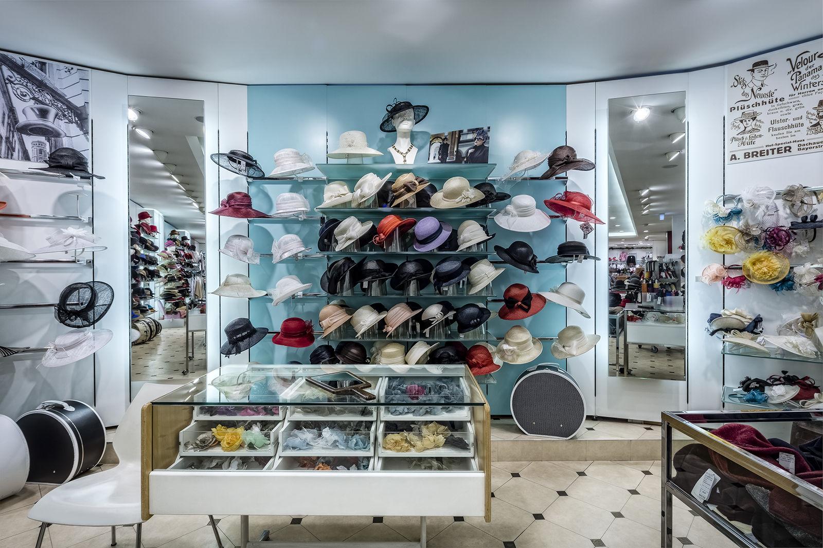 Hut und Mode BREITER in München (Bild 6)