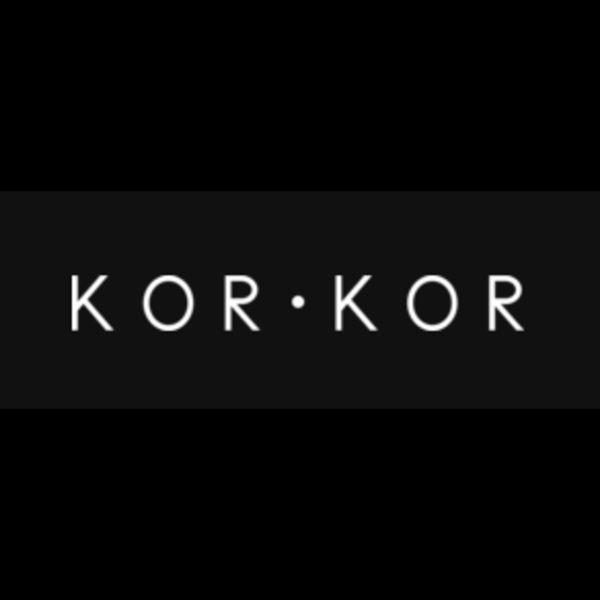 KOR@KOR Logo