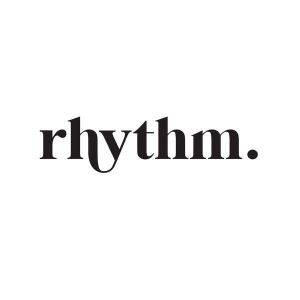Rhythm. Logo