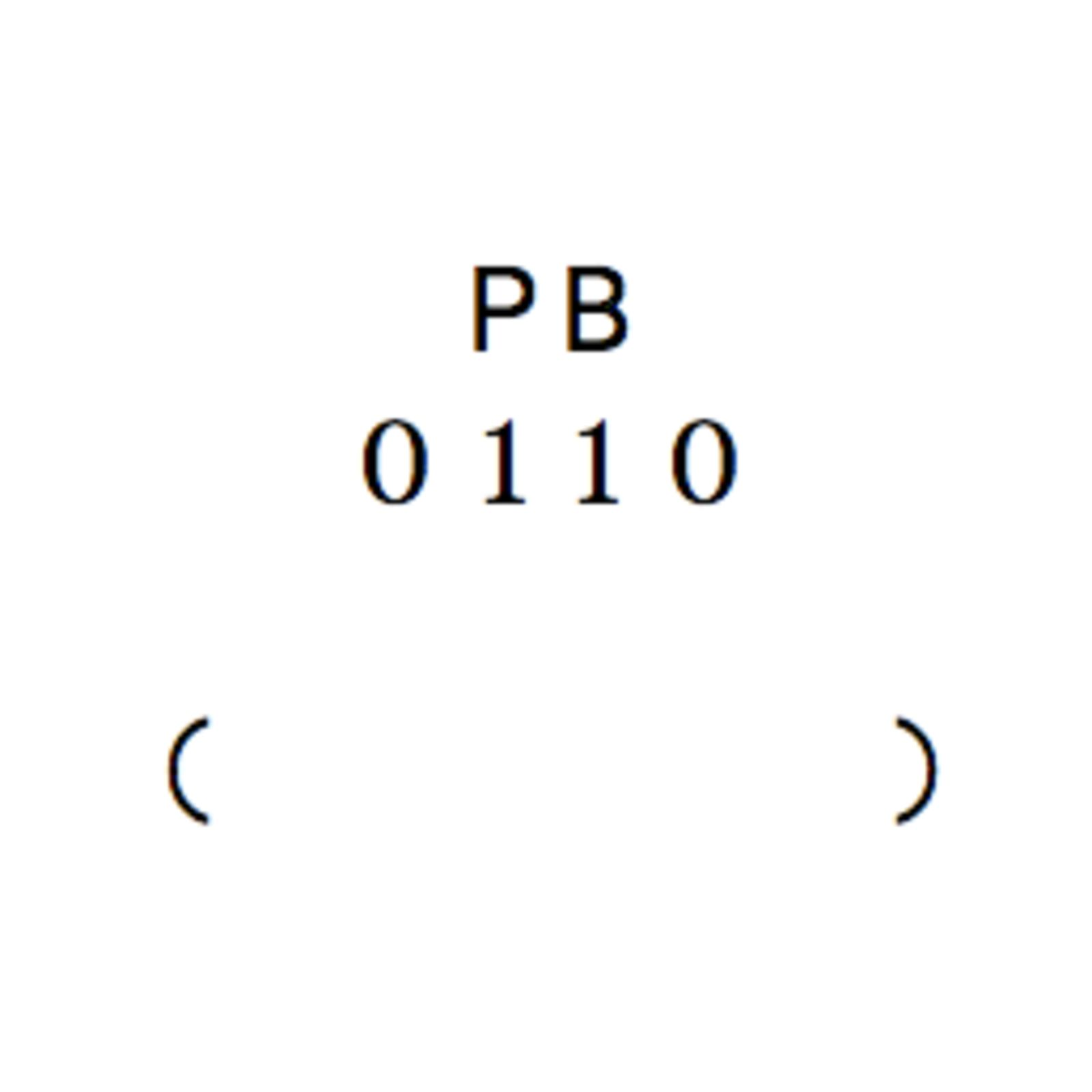 PB0110 ( )