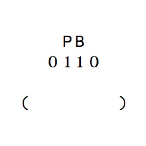 PB0110 ( ) Logo
