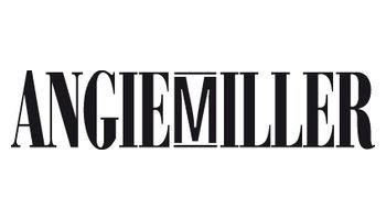 ANGIE MILLER Logo