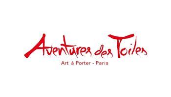 Aventures des Toiles Logo