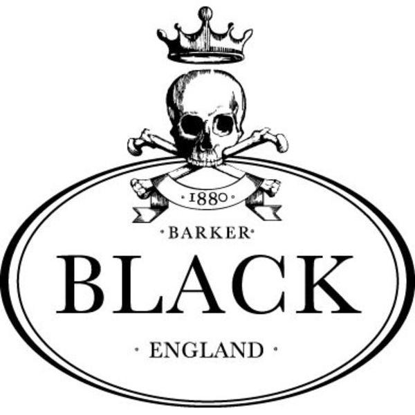 BARKER BLACK Logo