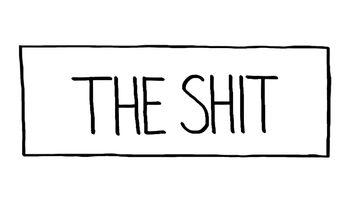 THE SHIT Logo