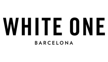 WHITE ONE Logo