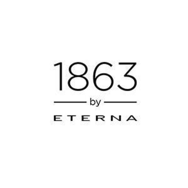 1863 by Eterna Logo